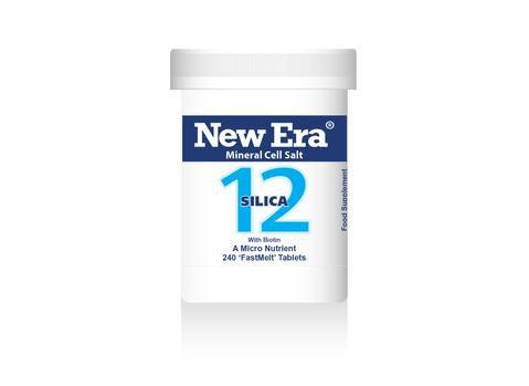 New Era No.12 Silica 240 Tablets