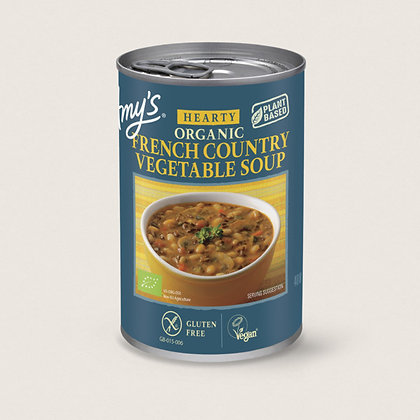 Amy's Kitchen Organic French Country Vegetable Soup 400g