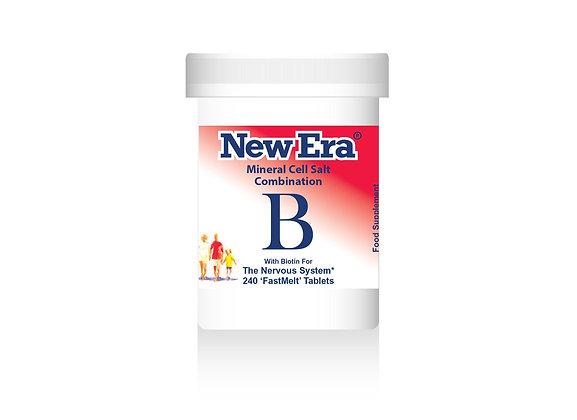 New Era Combination B 240 Tablets