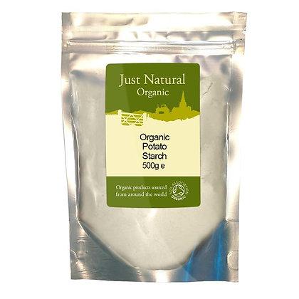 Just Natural Organic Potato Starch 500g