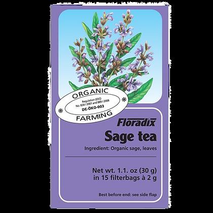 Salus House Organic Sage 15 Tea Bags