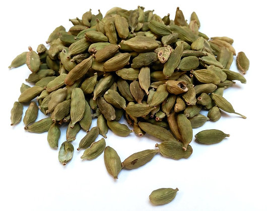 Wholefoods Bedford Green Cardamom Pods 25g