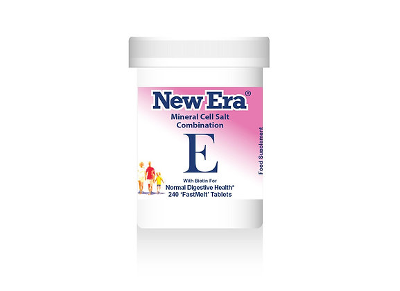 New Era Combination E 240 Tablets