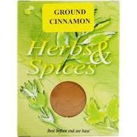Cotswold Ground Cinnamon Herbs & Spices 50g