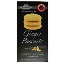 Simpkins Sugar Free Ginger Biscuits 150g