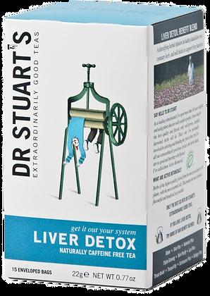 Dr Stuarts Liver Detox 15 Tea Bags