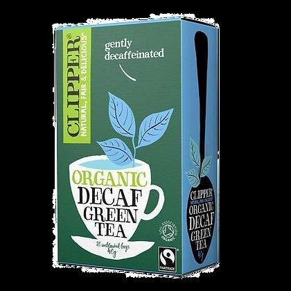 Clipper Organic Decaf Green Tea 20 Tea bags