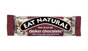 Eat Natural Bar Darker Chocolate with Almonds and Apricots
