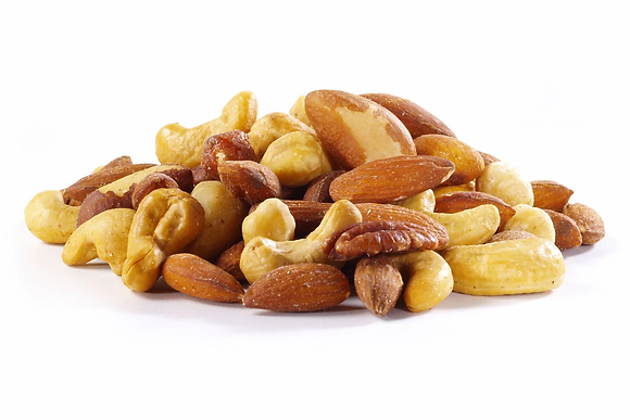 Wholefoods Bedford Mixed Nuts Unsalted 300g