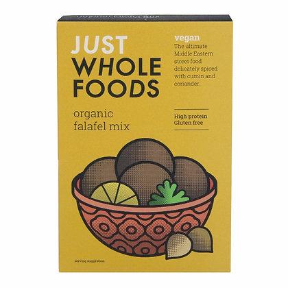 Just Whole Foods Organic Vegan Falafel Mix 120g