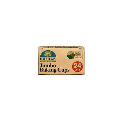 If You Care Jumbo Baking Cups 24 Cups
