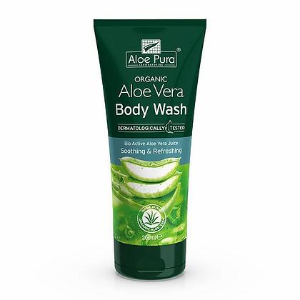 Aloe Pura Aloe Vera Body Wash 200ml