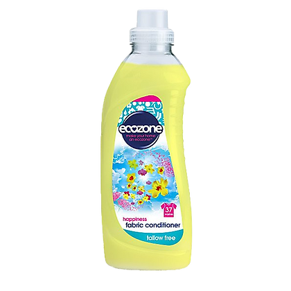 Ecozone Happiness Fabric Conditioner 37 washes 1L
