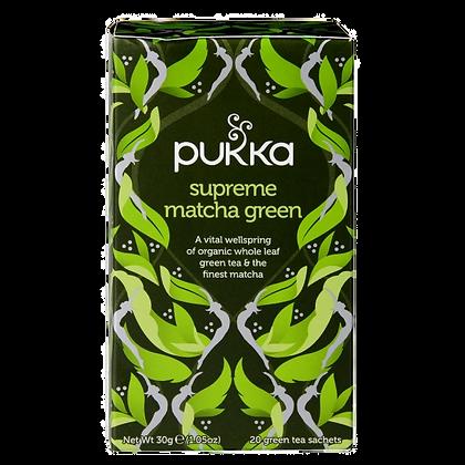 Pukka Organic Supreme Matcha Green Tea 30g