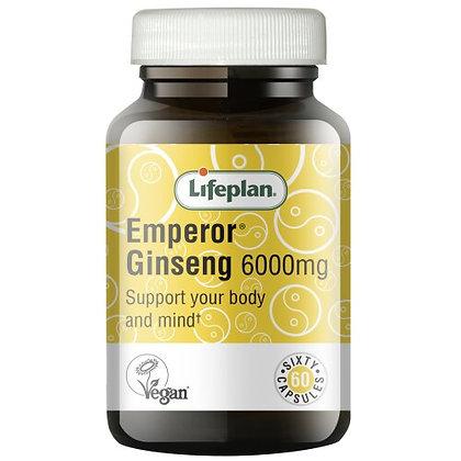 Lifeplan Emperor Ginseng 60 Capsules