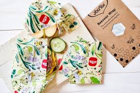 Yogi Tea Beeswax Wrap