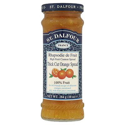 St Dalfour Thick Cut Orange Preserve