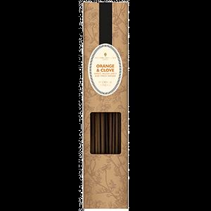Amphora Aromatics Orange & Clove Incense Sticks