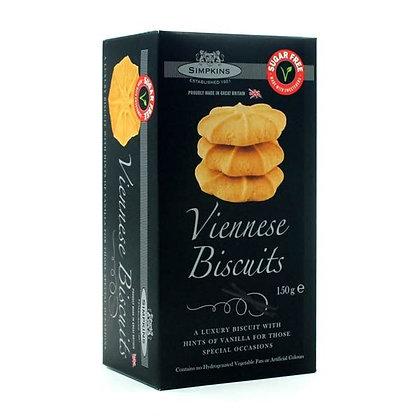 Simpkins Sugar Free Viennese Biscuits 150g