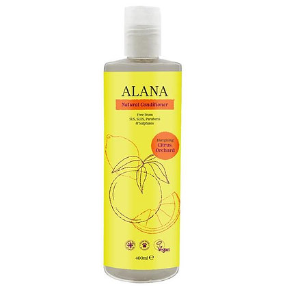 Alana Citrus Orchard Natural Conditioner 400ml
