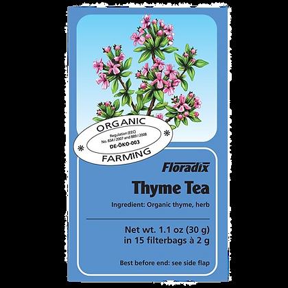 Salus House Organic Thyme 15 Tea Bags