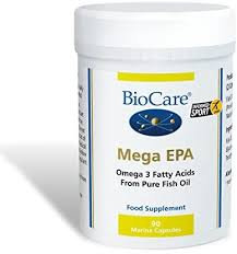 Biocare Mega EPA (Omega-3 Fish Oil) 30 Capsules