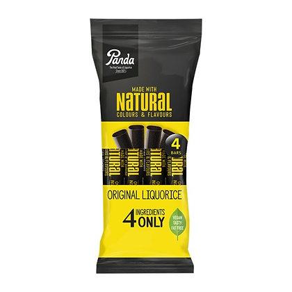 Panda Natural Liquorice 4 Bars