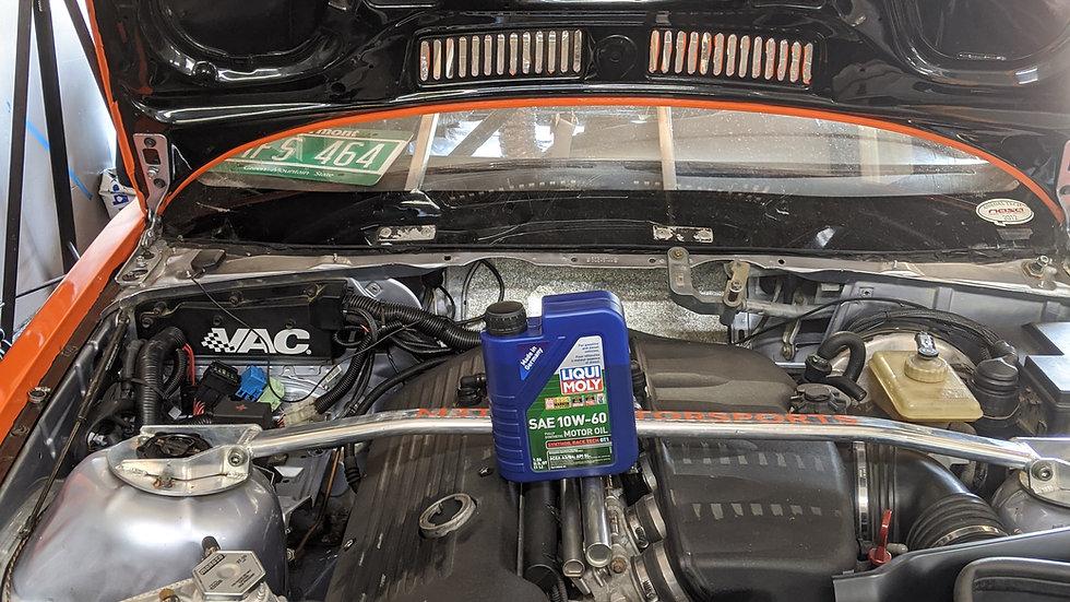BMW Oil Change Kit - 6cyl Models