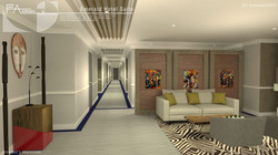 2016-09-09 FA15-24 Emerald Hotel Suite Passage A Render 01