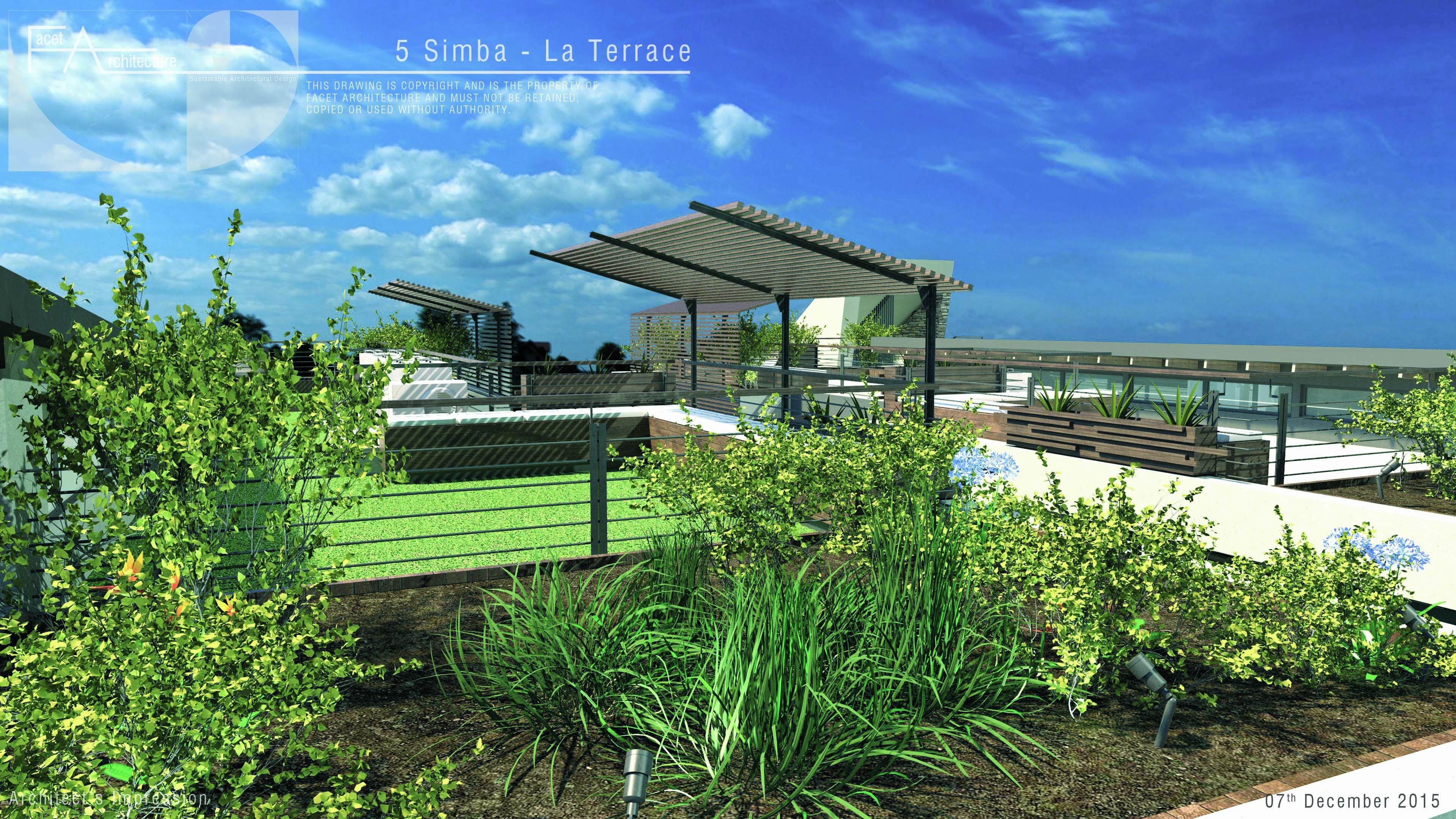 2015-12-07 FA15-21 5 Simba (Render - Roof Terrace)