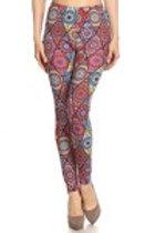 Lean Mandala Mosaic
