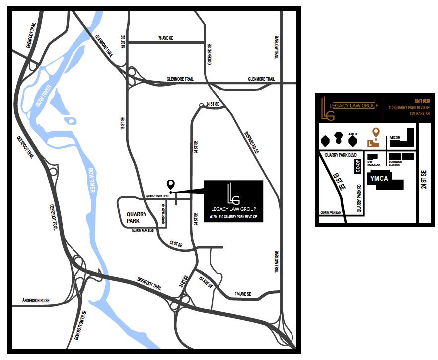 LLG Map