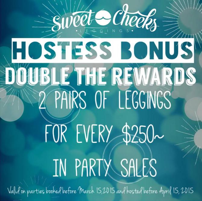 Double Hostess Bonus
