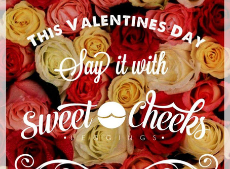 Say it With Sweet Cheeks