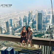 The Adventuress' take Dubai in 6 hours!