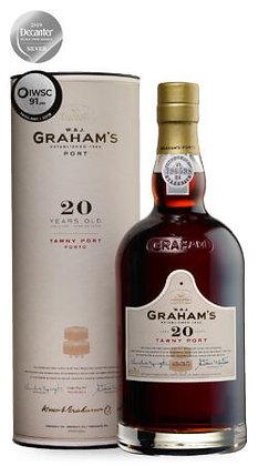 GRAHAM'S 20YO TAWNY PORT