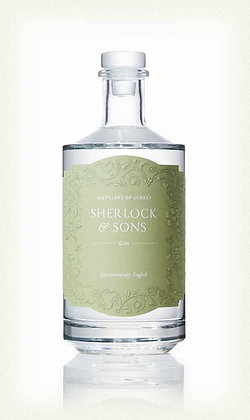 SHERLOCK AND SONS - AROMATIC EDITION