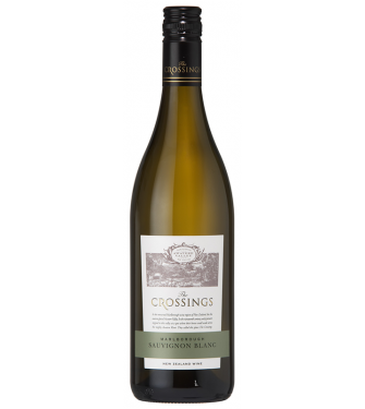 THE CROSSINGS SAUVIGNON BLANC 2018