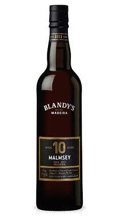 BLANDY'S 10YO MALMSEY MADIERA 50CL