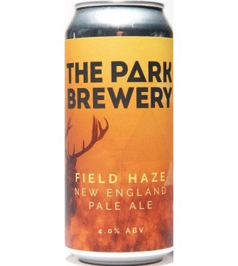 PARK BREWERY FIELD HAZE 440ML CAN 4.0%