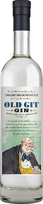 OLD GIT GIN 50CL  41%ABV