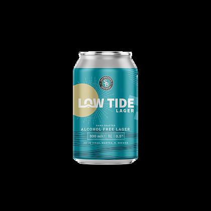 Sambrooks Low Tide Lager 330ml 0.5%
