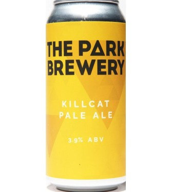 PARK BREWERY KILLCAT PALE 440ML 3.9%