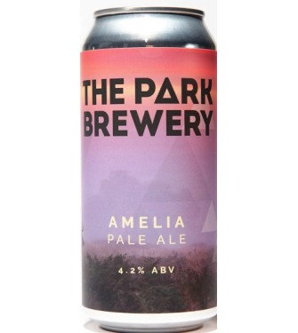 PARK BREWERY AMELIA PALE ALE 4.2% 440ML CAN