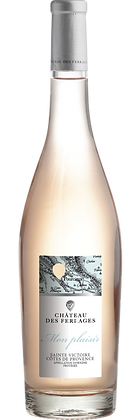 Mon Plaisir Rosé 2020, Côtes de Provence Sainte -Victoire,