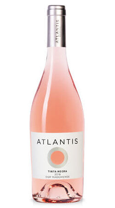 ATLANTIS ROSE, MADIERA 2019  11% ABV