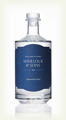 SHERLOCK AND SONS - NAUTICAL EDITION
