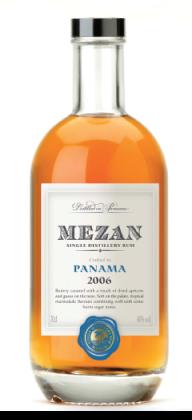 MEZAN PANAMA VINTAGE RUM 2006