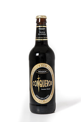 HEPWORTH CONQUEROR STOUT 500ML BT
