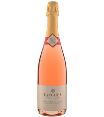 Langlois Brut Rose Cremant de Loire
